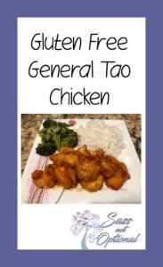 Gluten Free General Tao