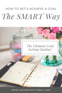 New Year's Resolutions, Business Goal Setting, Goal Setting, SMART Goal
