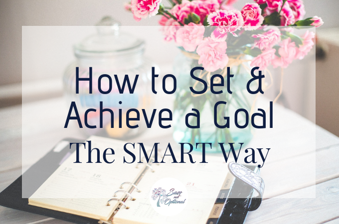 New Year's Resolutions, SMART Goal, Goal Setting