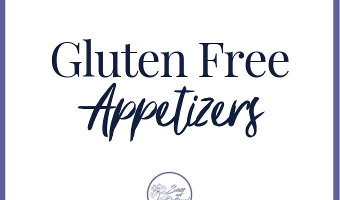 Yummy Gluten Free Appetizers